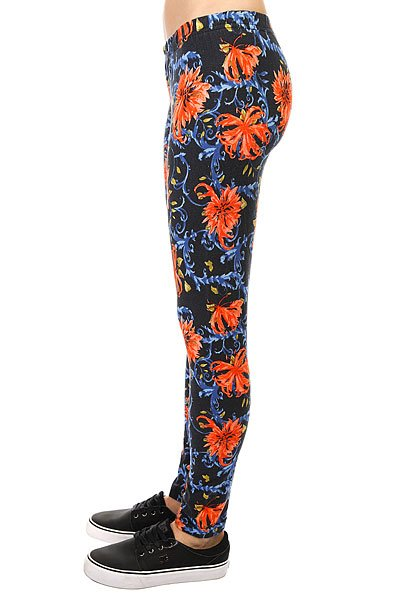 Леггинсы женские Insight Moment Leggings Indigo Viney