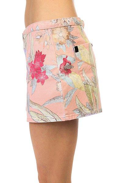 Шорты классические женские Insight Del May Shorts Palme Peach