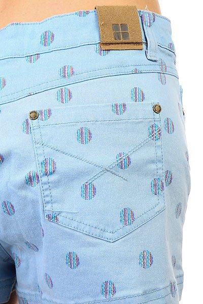 Шорты классические женские Insight Hokey Pokey Shorts Congo Blue