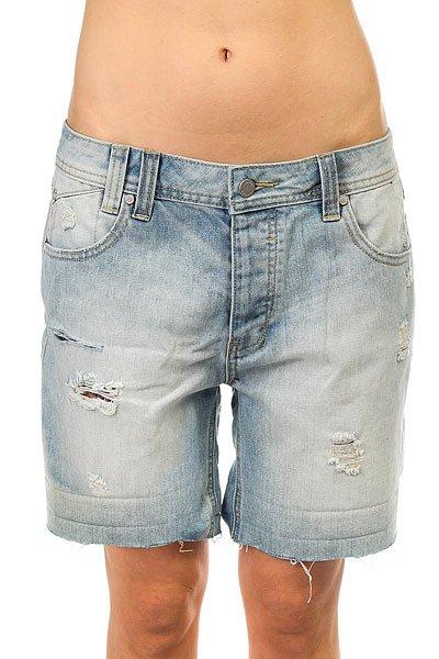 Шорты джинсовые женские Insight Trampin Short Guns And Roses