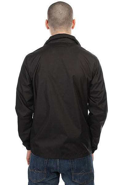 Ветровка Anteater Coachjacket Black