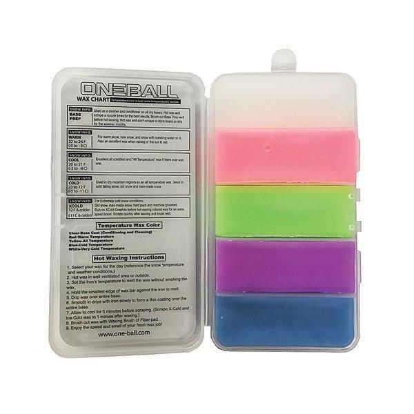 Парафин Oneball X-wax - 5 Pack Assorted