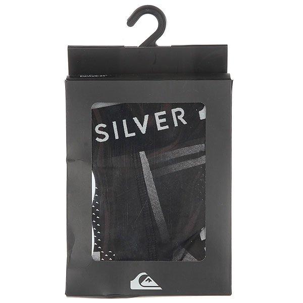 Трусы Quiksilver Boxer Poster Black Miror