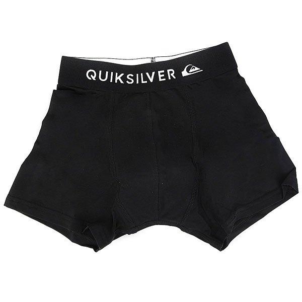 Трусы детские Quiksilver Boxer Edition Black