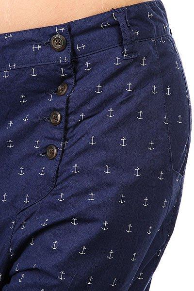 Штаны прямые женские Colour Wear Overlap Pant Patriot
