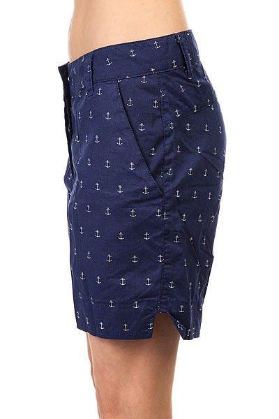 Шорты классические женские Colour Wear Whiff Shorts Patriot