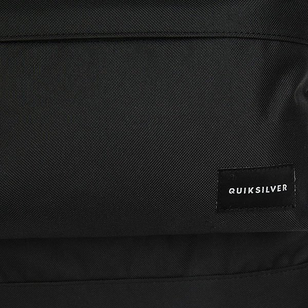 Рюкзак городской Quiksilver Everyday Poster Real Black