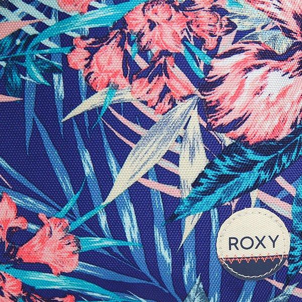 Сумка для документов женская Roxy Sunday Royal Blue Beyond Lo