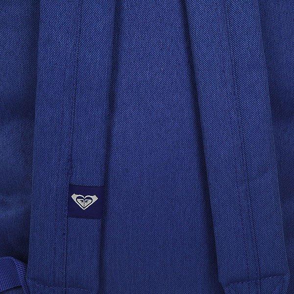 Рюкзак городской женский Roxy Sugar Baby Soli Royal Blue
