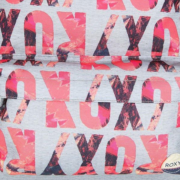 Рюкзак городской женский Roxy Sugar Baby Ax Heritage Heather