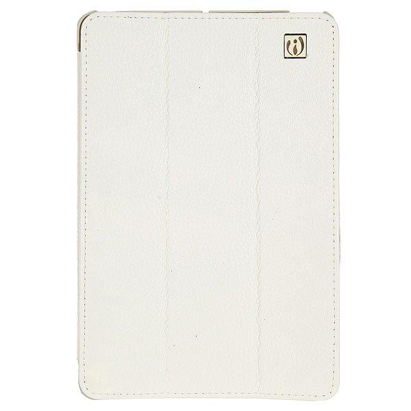 Чехол для iPad Icarer mini Triple-folded Leather case White