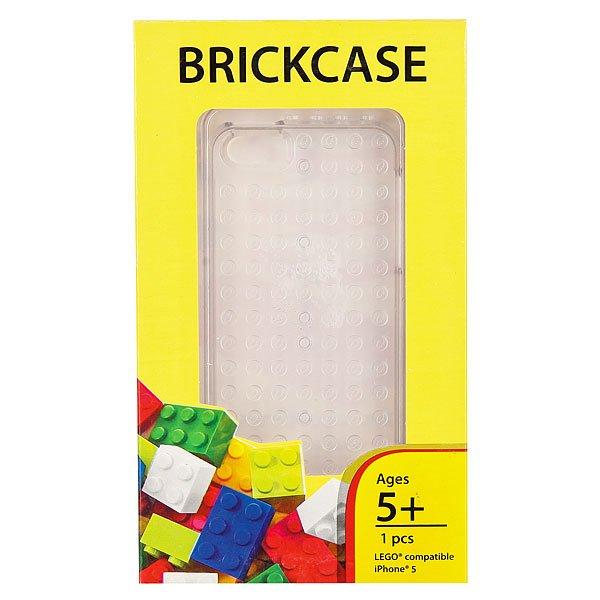Чехол для iPhone 5 Smallworks BrickPhone5 Clear