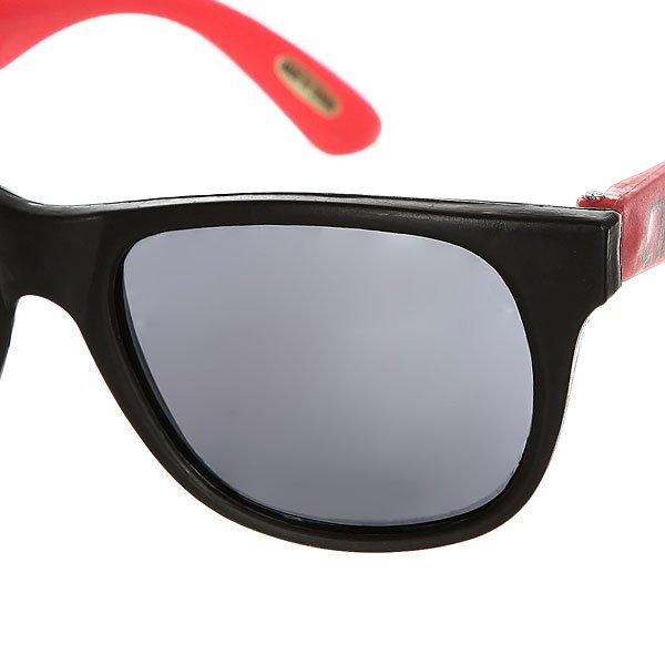 Очки Circa Pop201 Sunglasses Black/Red