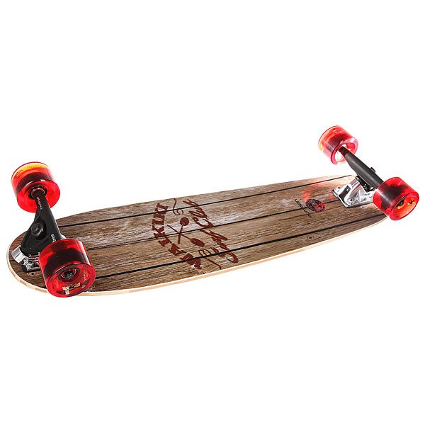 Скейт круизер Pumpkin City Cruiser 78 Viking Inverse Complete Surf Club 8 x 30.75 (78 см)