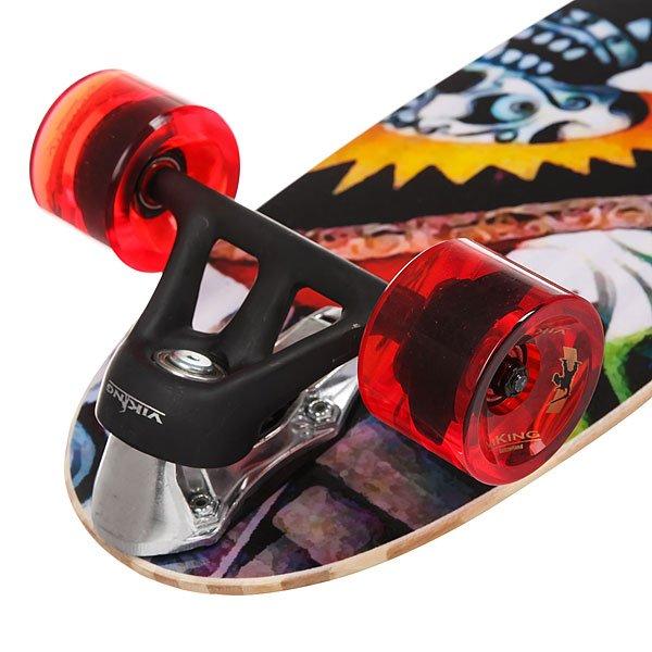 Скейт круизер Pumpkin Rocky 80 Cutback Complete Mexico 8.25 x 31.25 (78 см)