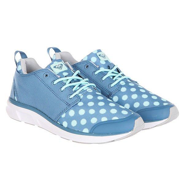 Кроссовки женские Roxy Halcyon Blue