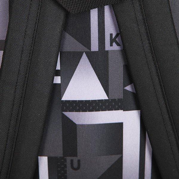 Рюкзак городской Quiksilver Everyday Poster Black Miror