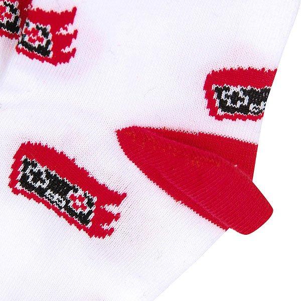 Носки средние женские Запорожец Джойстики Белый