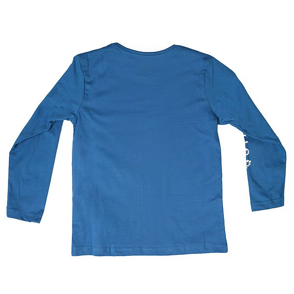 Лонгслив детский Quiksilver Lsclastebonevlo Vallarta Blue
