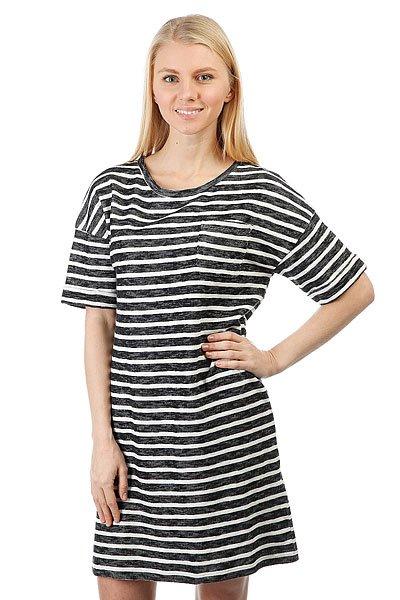 Платье женское Roxy Gettogether Anthracite Friday St