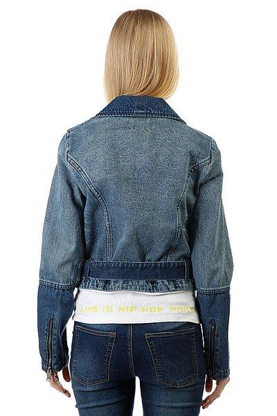 Куртка джинсовая женская Roxy Ogeia Jacket Light Blue
