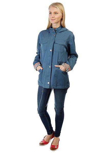Куртка женская Roxy Sultanisjkt Captains Blue