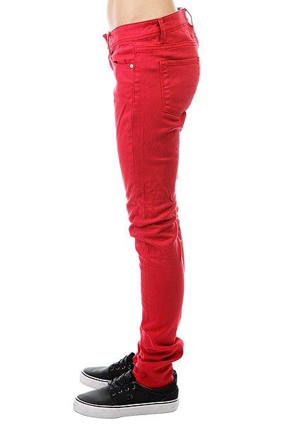 Джинсы узкие женские Roxy Suntrippercolor J Pant Hibiscus