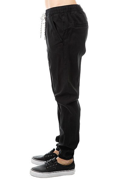 Штаны прямые женские Roxy Easybeachy Anthracite