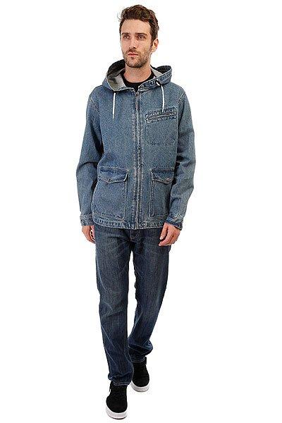 Куртка джинсовая Quiksilver Surfjacketmorig Stone Blue
