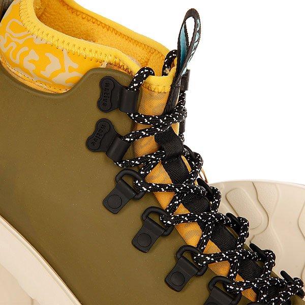 Ботинки высокие Native Native Fitzsimmons Print Rkiegr/Hnyyl/Bnwht/Anthill