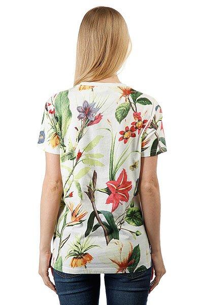 Футболка женская Penfield Wilson Botanical T Shirt White