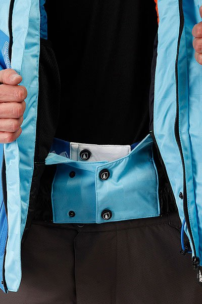 Куртка утепленная Picture Organic Honey Blue/Ice