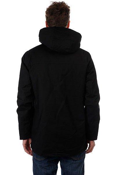 Куртка парка Le Coq Sportif Cebrifa Parka Black