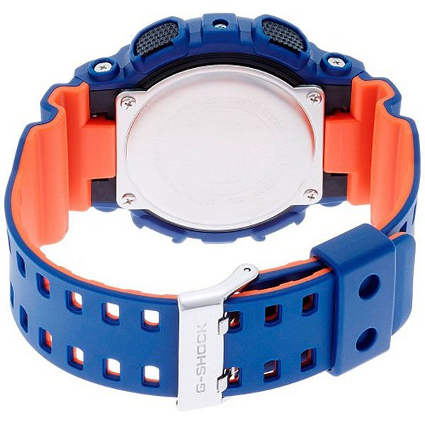 Электронные часы Casio G-Shock Ga-100l-2a Blue