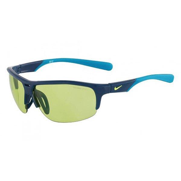 Очки Nike Optics Tailwind12 E Matte Black/Volt/Volt Lens
