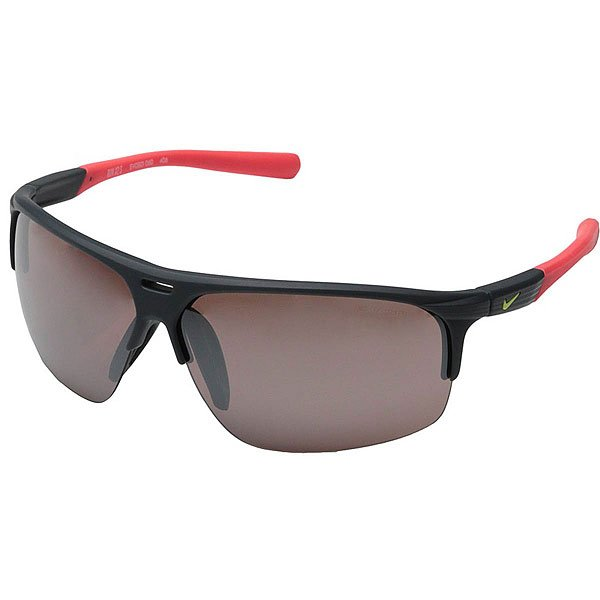 Очки Nike Optics Road Machine E Matte Dark Magnet Grey/Hyper Punch Max Speed Tint Lens