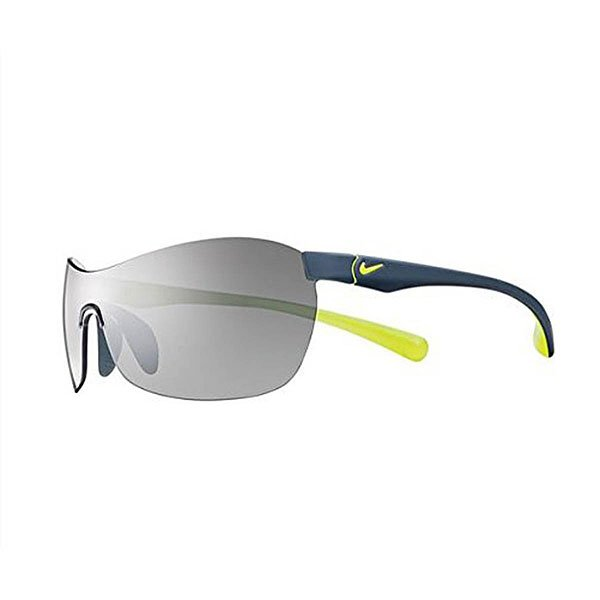 Очки Nike Optics Excellerate Matte Dark Magnet Grey/Volt Grey/Silver Flash Lens
