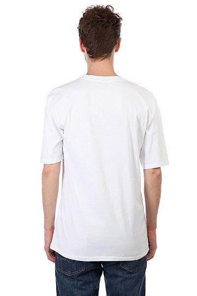 Футболка Quiksilver Looksstee White