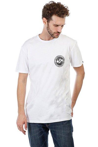 Футболка Quiksilver Balanced69 White