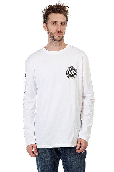 Лонгслив Quiksilver Balanced69ls White