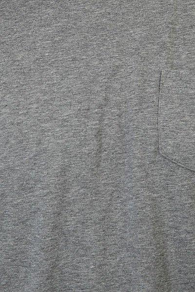 Футболка DC Basic Pocket Charcoal Heather