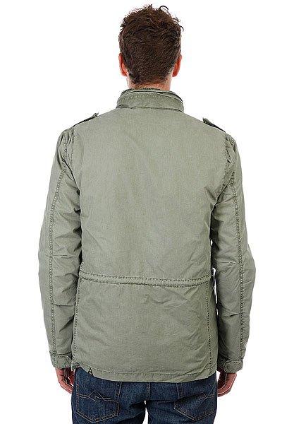 Куртка Quiksilver Frazerhillz Four Leaf Clover