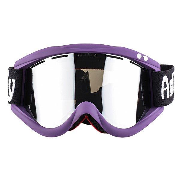 Маска для сноуборда Ashbury Kaleidoscope Purple