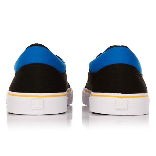 Кеды низкие детские DC Trase Tx Black/Blue/Grey