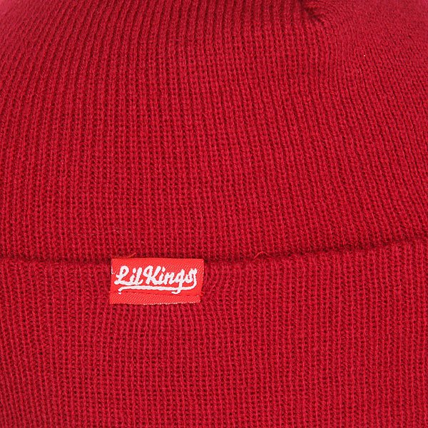 Шапка Lil Kings Classic Red