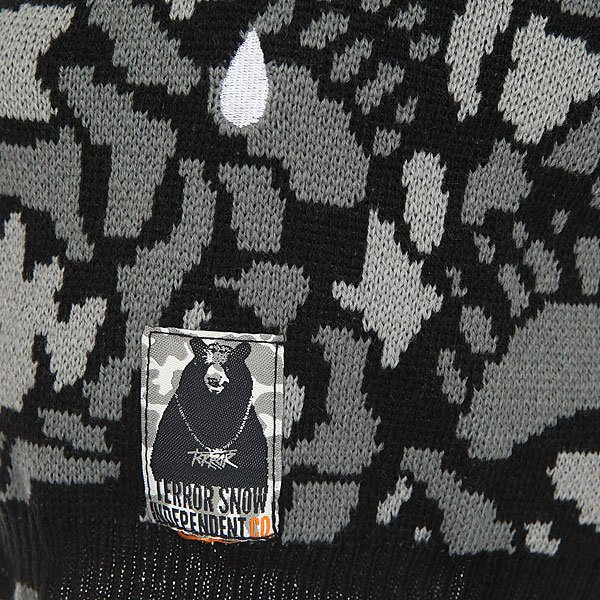 Балаклава Terror Snow 1.0 Black