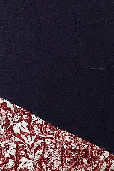 Майка DC Bloomington Tan Red Regal Rags