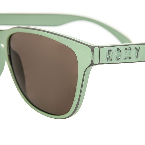 Очки женские Roxy Uma Matte Mint Worn Grey