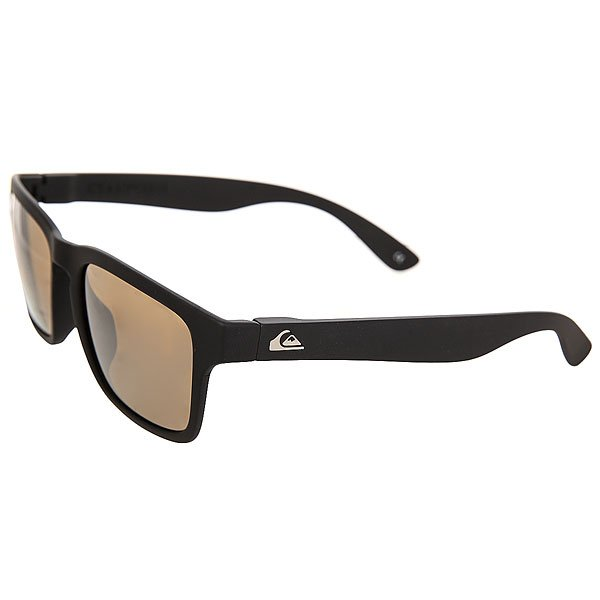 Очки Quiksilver Stanford Black/Flash Si
