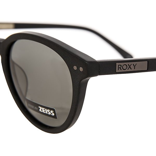 Очки женские Roxy Gwen Matte Black/Grey
